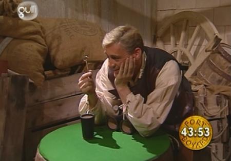Fort Boyard - Magicien en 2000