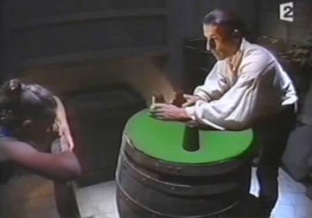 Fort Boyard - Magicien en 2003
