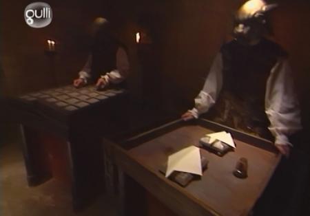 Fort Boyard - Maîtres du Temps en 2001