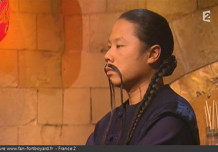 Fort Boyard - Monsieur Tchan en 2009