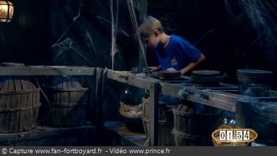 Fort Boyard 2013 - Equipe Prince 1