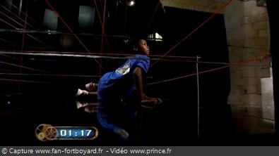 Fort Boyard 2012 - Equipe Prince 1