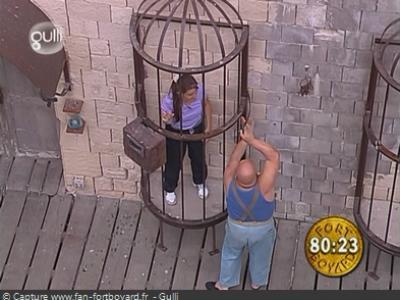Prisons de 1998 à 2002