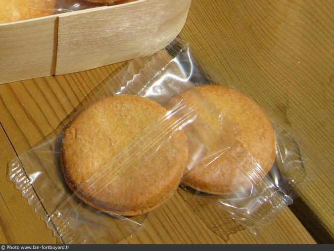 Aliment - Biscuits La Boyardise (2005)