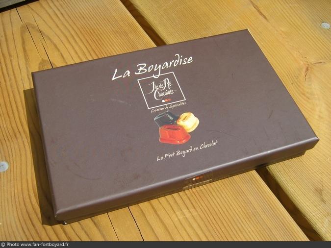 Aliment - Chocolats La Boyardise (1993)