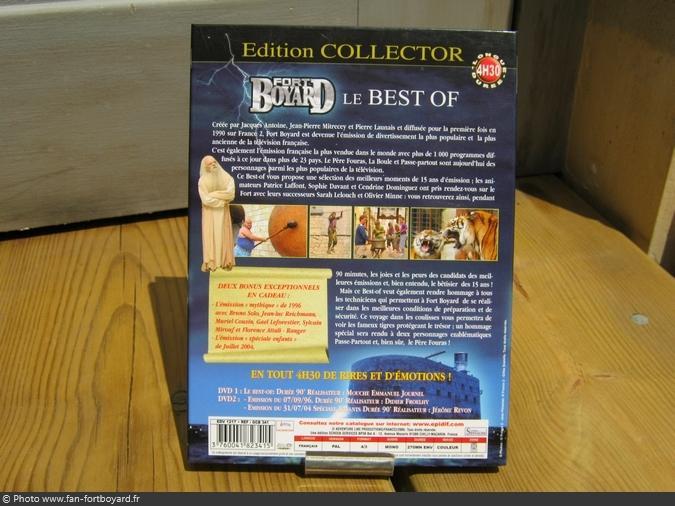DVD - Fort Boyard le best-of des 15 ans (2005)