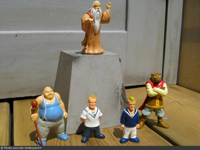 Figurines et gadgets - Collection de Casino (2003)