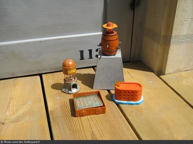 Figurines et gadgets - Collection de Mc Donald (1999)