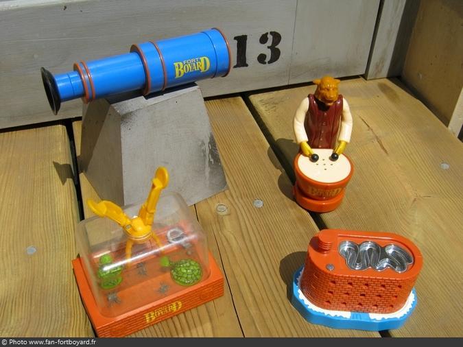 Figurines et gadgets - Collection de Mc Donald (2000)