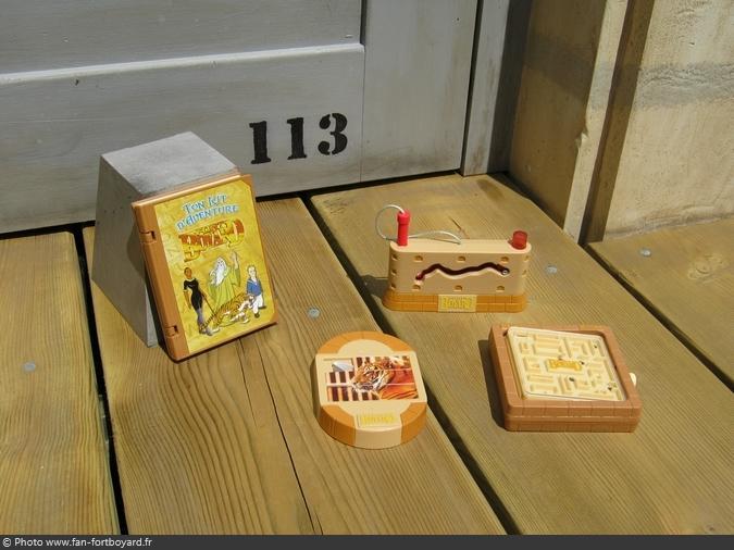 Figurines et gadgets - Collection de Mc Donald (2009)