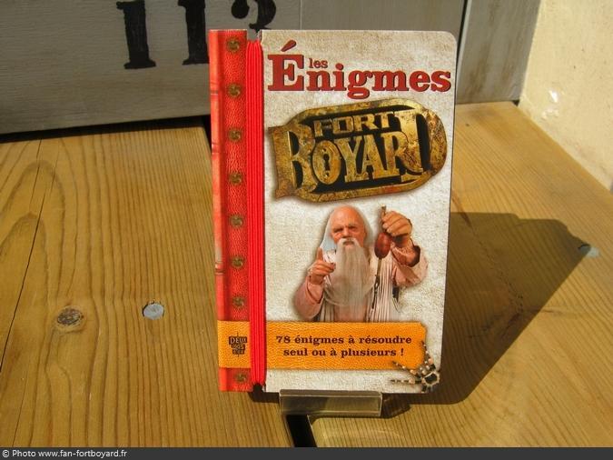Jeu miniature - Les énigmes Fort Boyard (2013)