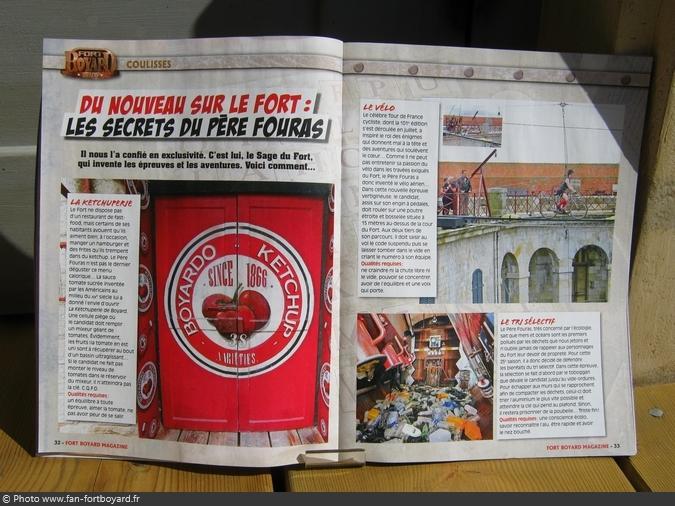 Magazine - Fort Boyard Magazine n°3 (2014)