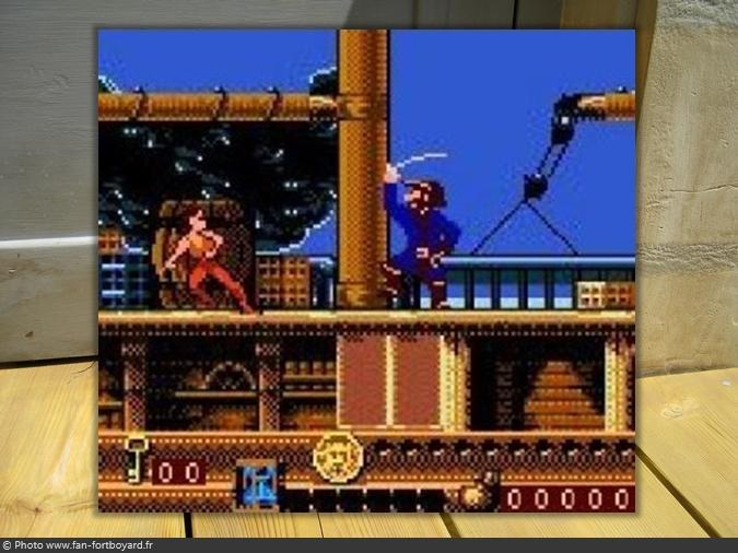 Jeu Nintendo Game Boy Color - Fort Boyard (2001)