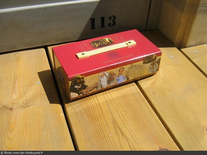 Objet - Boîte de coloriage Fort Boyard (2016)