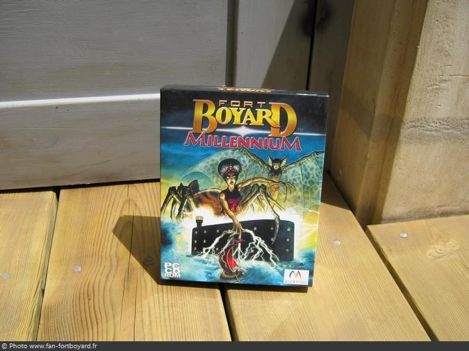 Jeu PC - Fort Boyard Millénium (2000)