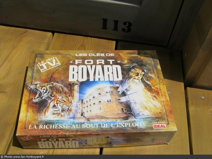 Jeu de société - Les clés de Fort Boyard (1990)