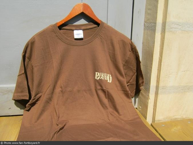 Vêtement - Tee-shirt Fort Boyard (2007)