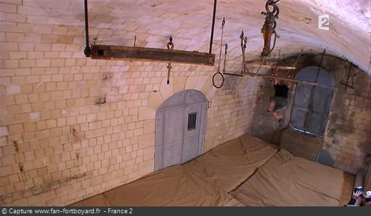 Fort Boyard - Salle des tortures (2010)