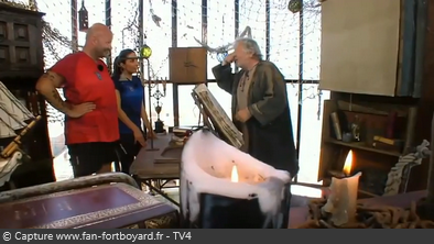 Fort boyard suede 2014 personnages pere fouras22