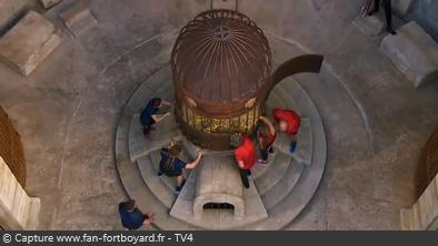 Fort boyard suede 2014 tresor 04
