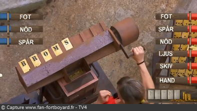Fort boyard suede 2014 tresor 09