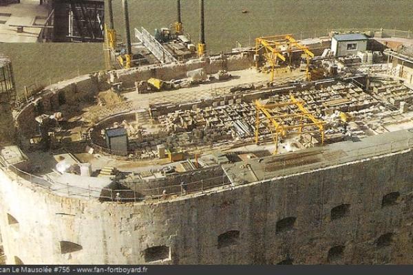 Restauration de 1998-1999