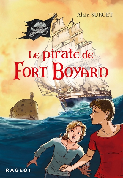 Le Pirate de Fort Boyard (2016)