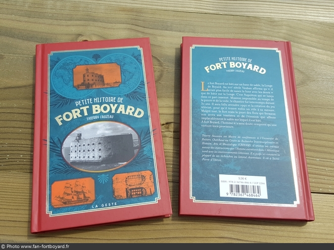 Petite Histoire de Fort Boyard - Nouvelle édition 2017