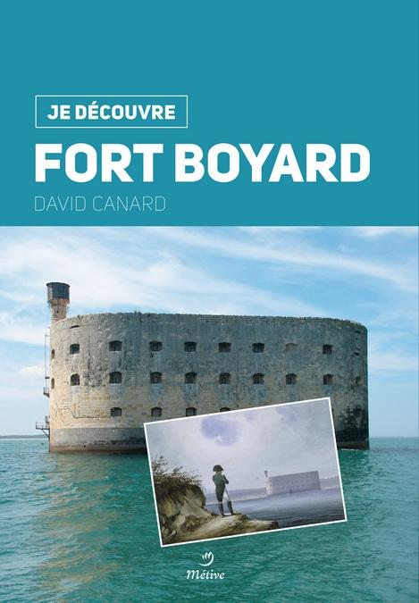 Couverture Je découvre Fort Boyard de David CANARD