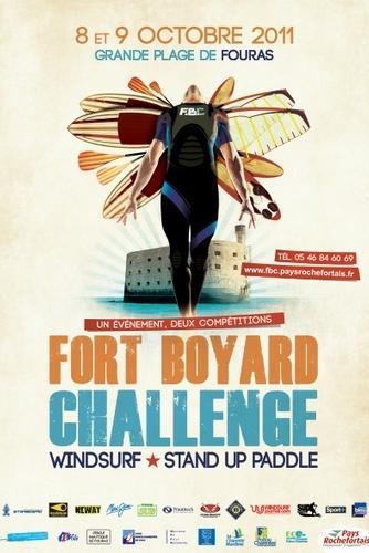 Affiche Fort Boyard Challenge 2006