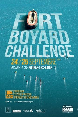 Affiche Fort Boyard Challenge 2016