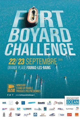 Affiche Fort Boyard Challenge 2018