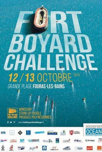 Affiche Fort Boyard Challenge 2019