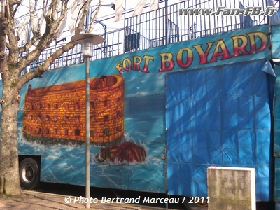 Attraction fortboyard g3