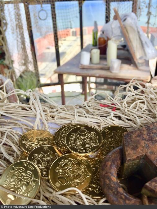 Boyard de collection frappée par la Monnaie de Paris à l'occasion des 30 ans du jeu !
