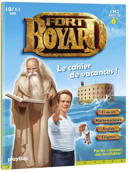 Cahier de vacances Fort Boyard - CM2 vers la 6e