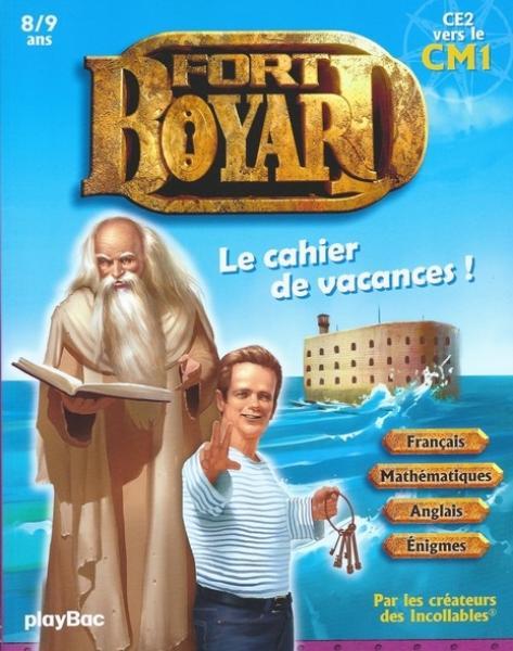 Cahier de vacances Fort Boyard - CE2 vers le CM1
