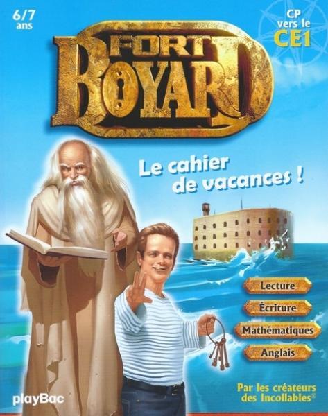 Cahier de vacances Fort Boyard - CP vers le CE1