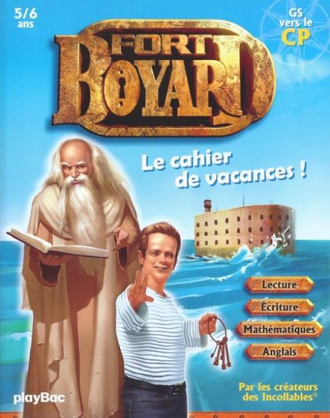 Cahier de vacances Fort Boyard - GS vers le CP