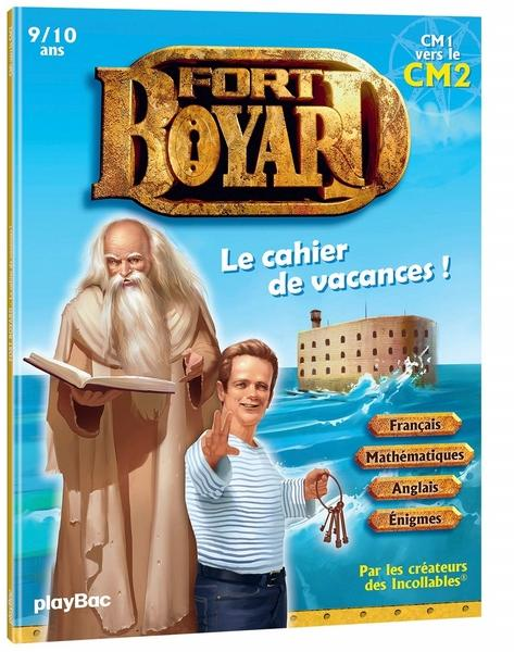 Cahier de vacances Fort Boyard - CM1 vers le CM2