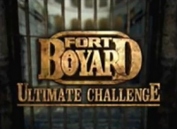 Logo de Fort Boyard Ultimate Challenge dans le générique