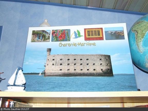 La chambre-musée Fort Boyard de Gauthier