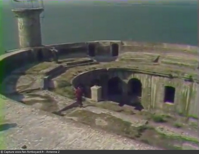 La Chasse au Trésor au Fort Boyard en 1981
