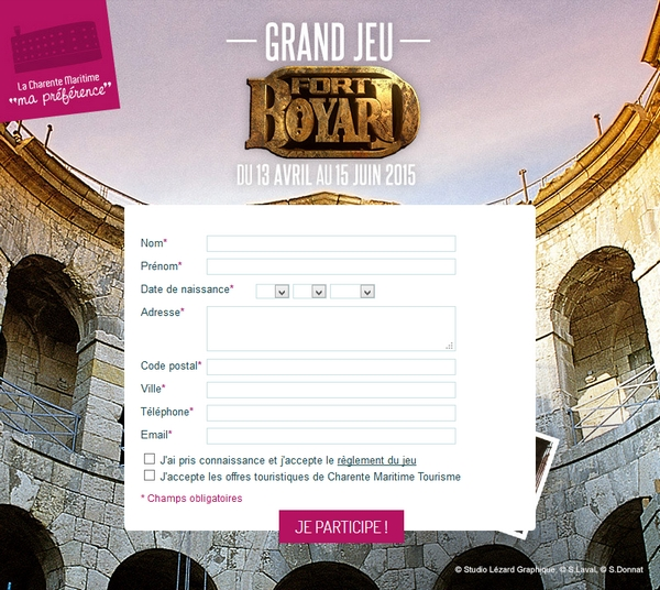 Concours 2015 2