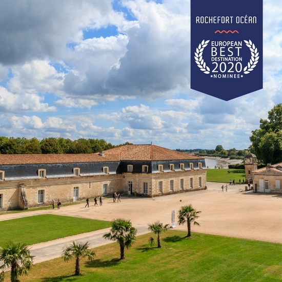 European Best Destination 2020 : Rochefort Océan nominée (vote du 15/01/2020 au 05/02/2020)