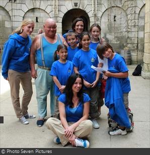 Fort Boyard 2011 - Equipe Prince ENFANTS