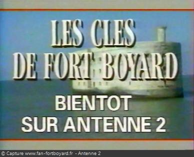Fort Boyard 1990 - La 1ère bande-annonce de l'émission !