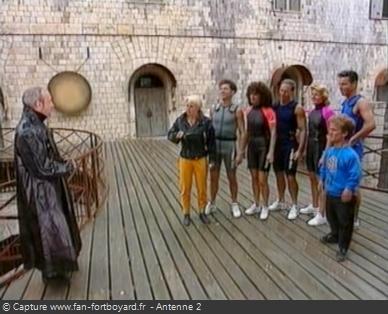 Fort Boyard 1991 - Équipe 1 - Les Blaireaux (28/06/1991)