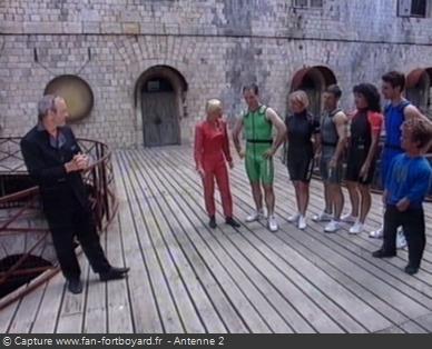 Fort Boyard 1991 - Équipe 9 - Les Salamandres (23/08/1991)