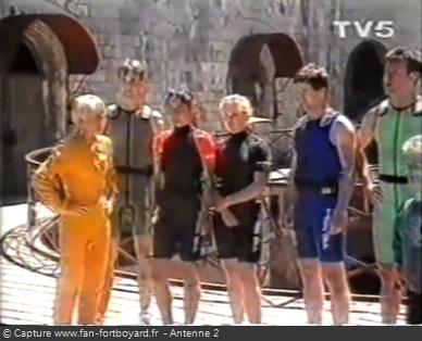 Fort Boyard 1991 - Équipe 11 - Les Forces-Nées (06/09/1991)